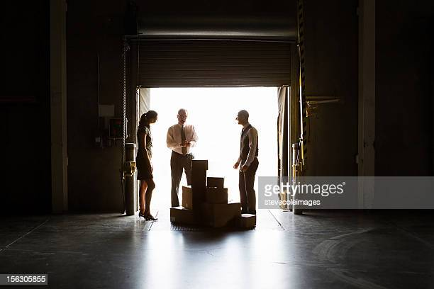 Warehouse-Lieferung