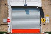 Warehouse garage