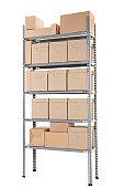 Warehouse Shelf  (XXXL)