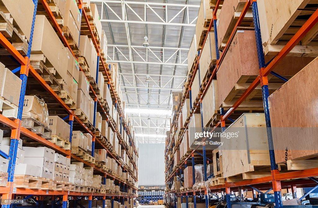 Warehouse store : Stock Photo