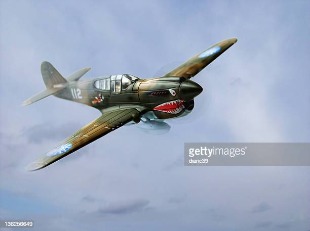 P40E Warhawk