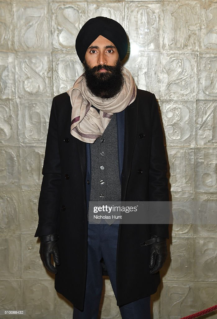 <a gi-track='captionPersonalityLinkClicked' href=/galleries/search?phrase=Waris+Ahluwalia&family=editorial&specificpeople=887610 ng-click='$event.stopPropagation()'>Waris Ahluwalia</a> attends the Moncler Grenoble FW 16-17 presentation during New York Fashion Week at Lincoln Center on February 13, 2016 in New York City.