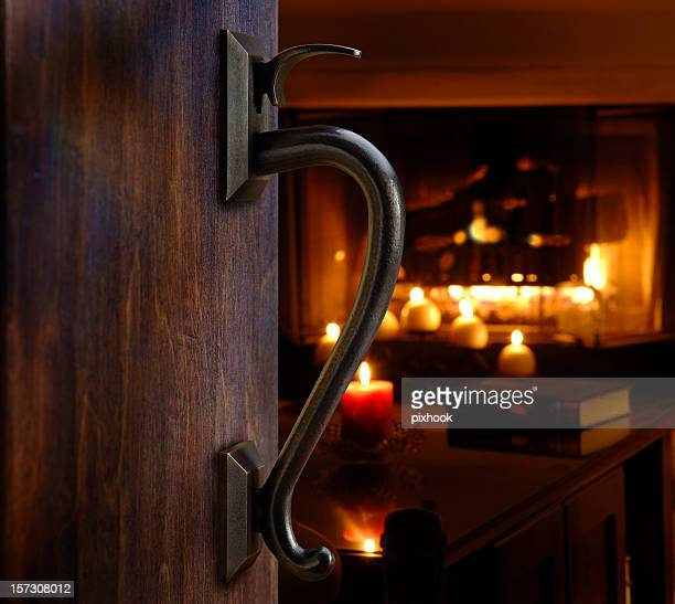 Warm und einladend