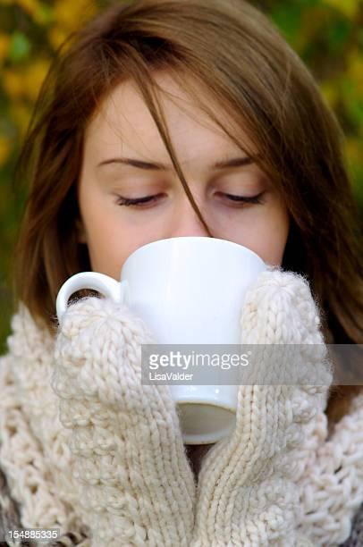 Warme Getränk