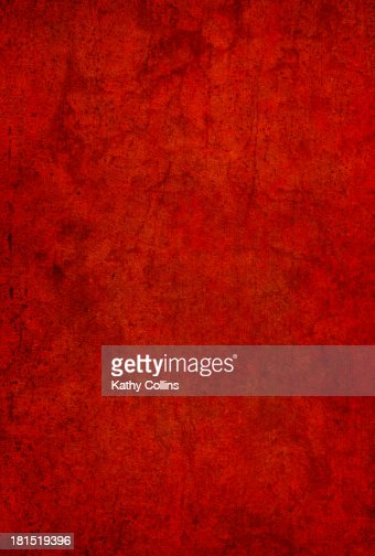 Warm Red Textured Background Stock Photo