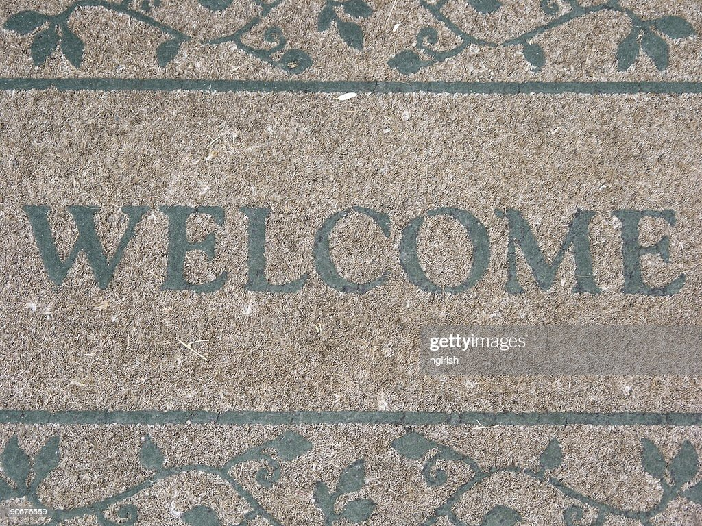 A Warm Welcome Mat