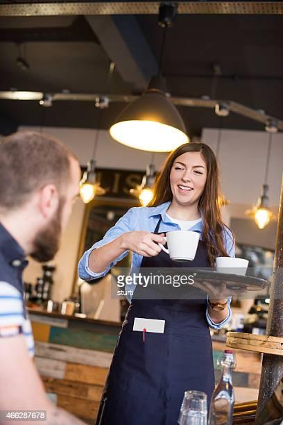 Bienvenue à the Café