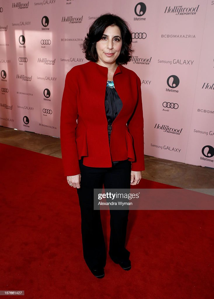 Warner Bros. Pictures Worldwide Marketing President Sue Kroll attends The Hollywood Reporter's 'Power 100: Women In Entertainment' Breakfast at the Beverly Hills Hotel on December 5, 2012 in Beverly Hills, California.