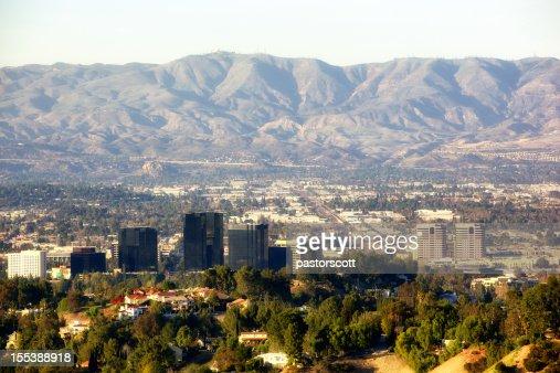 Warner センターはサンフェルナンドバレーロサンゼルス、カリフォルニア州