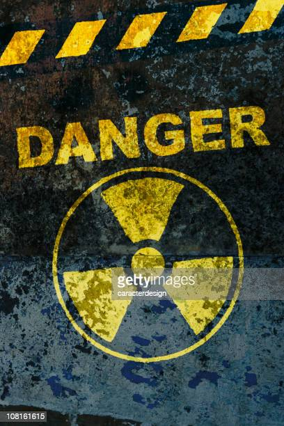 Warning: nuclear danger