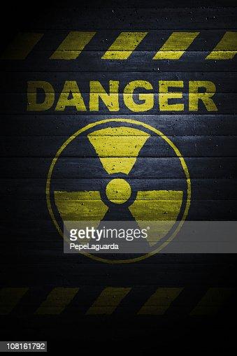 Warning: nuclear power