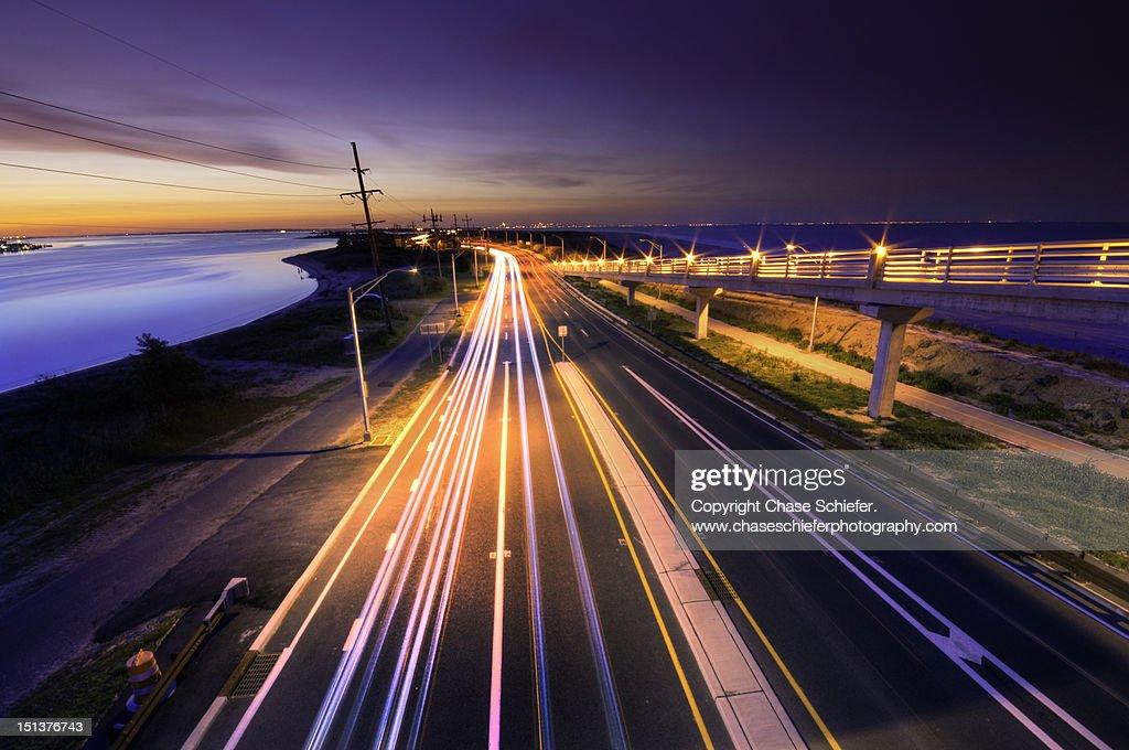 Warp speed : Stock Photo