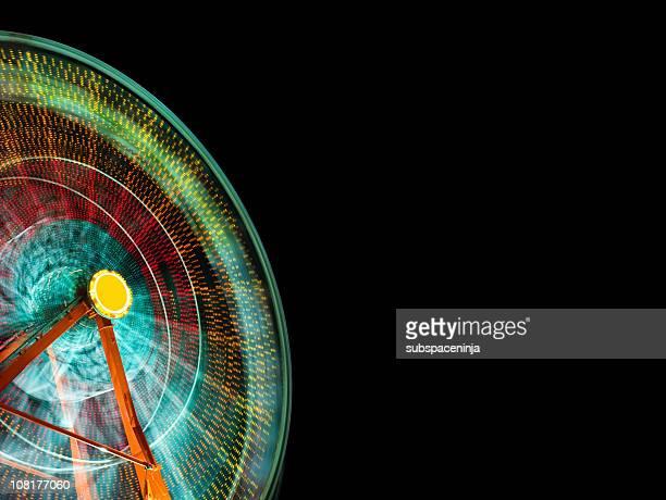Warp speed wheel