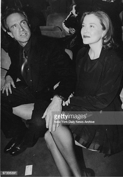 Warren Beatty and Annette Benning at DW Griffith Awards