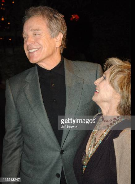 Warren Beatty and Cloris Leachman...