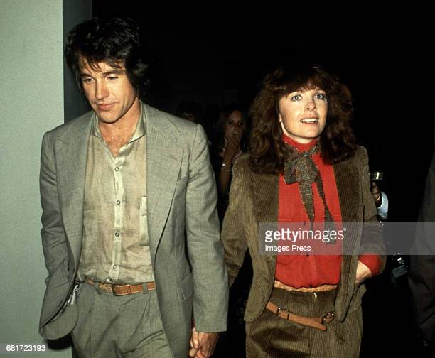 Warren Beatty and Diane Keaton circa 1978 in New York City