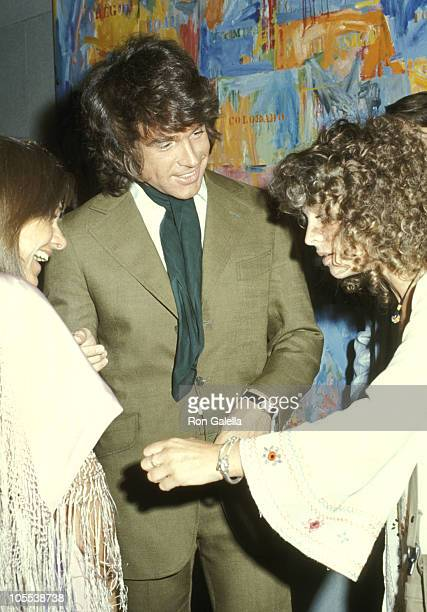 Warren Beatty and Julie Christie during 'GoBetween' Premiere at Museum of Modern Art in New York City New York United States
