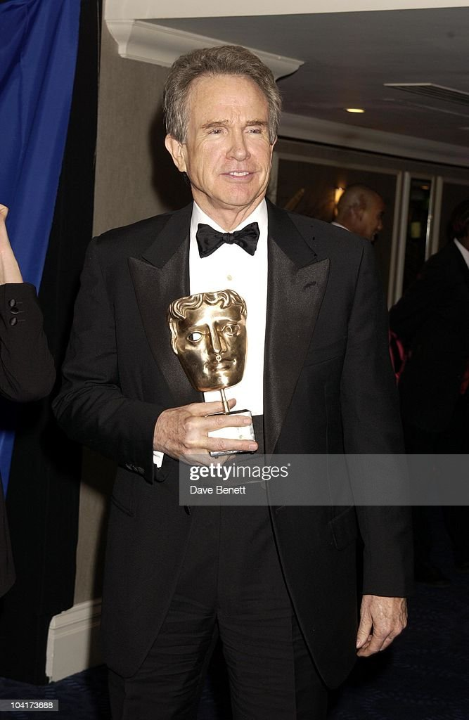 Warren Beatty, The Orange British Academy Film Awards (bafta) 2002 After Party, At The Odeon, Leicester Square, London