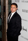 Warren Brown attends the Harper's Bazaar Woman of the Year Awards at Claridge's Hotel on October 31 2012 in London England