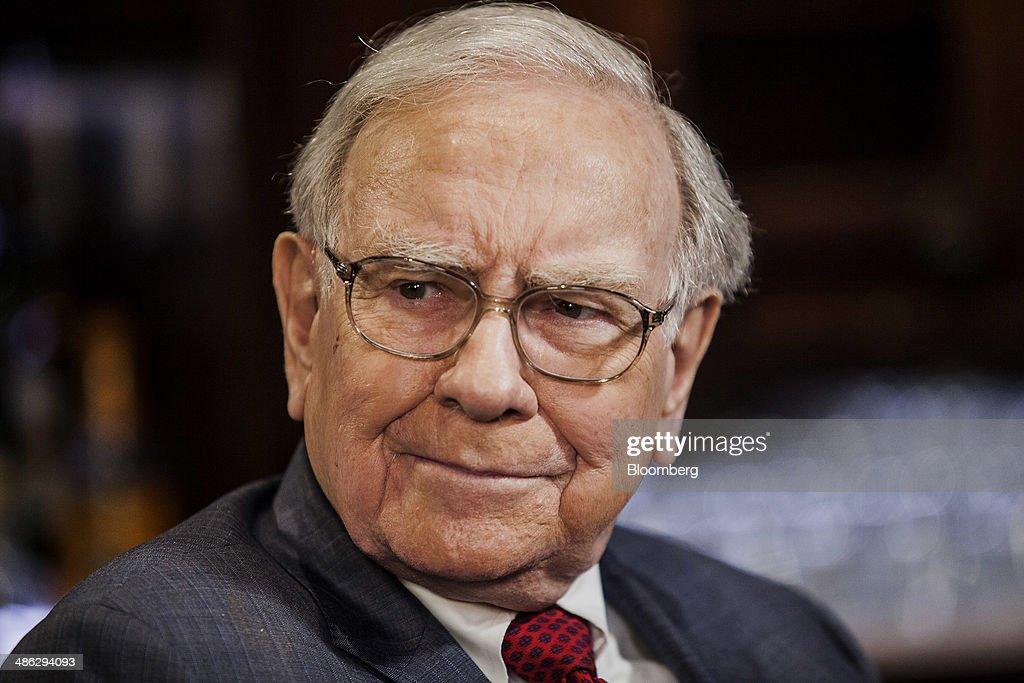 Berkshire Hathaway Inc. CEO Warren Buffett Interview ...