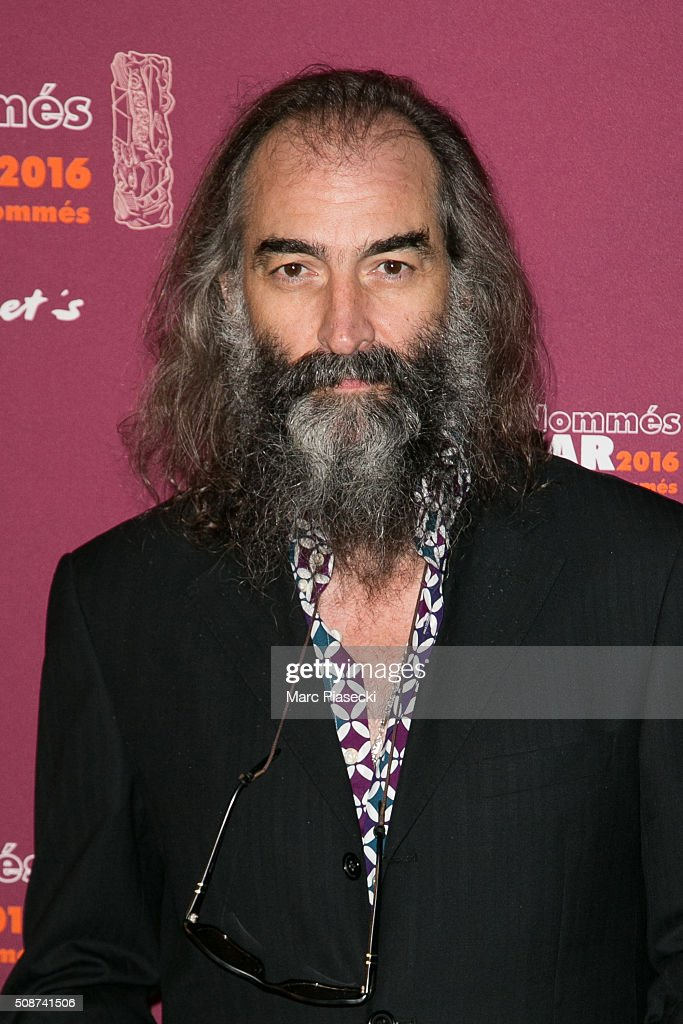 <a gi-track='captionPersonalityLinkClicked' href=/galleries/search?phrase=Warren+Ellis&family=editorial&specificpeople=4451382 ng-click='$event.stopPropagation()'>Warren Ellis</a> attends the 'Cesar 2016- Nominee luncheon' at Le Fouquet's on February 6, 2016 in Paris, France.