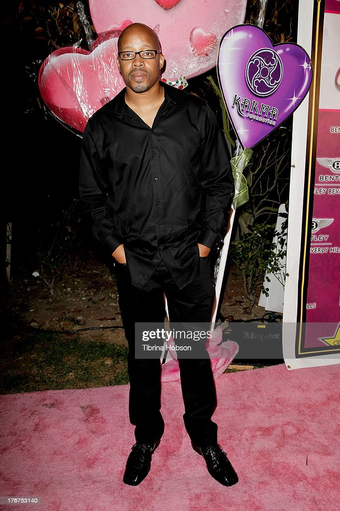 Warren G attends the 8th annual Kandyland on August 17, 2013 in Beverly Hills, California.