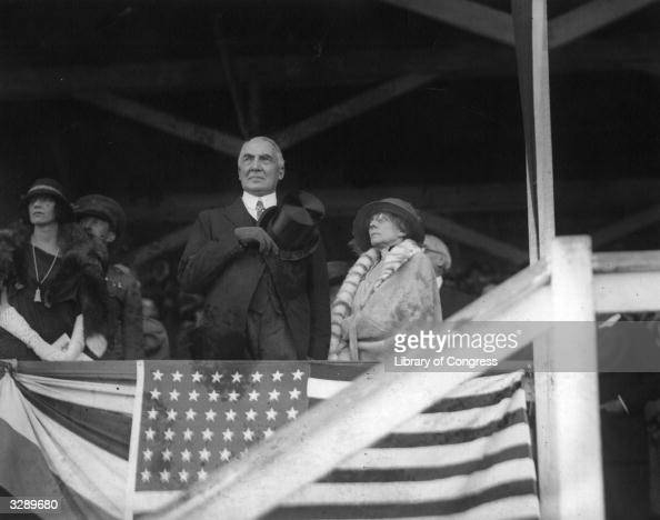 Warren (AR) United States  City new picture : Warren Gamaliel Harding the 29th President of the United States with ...