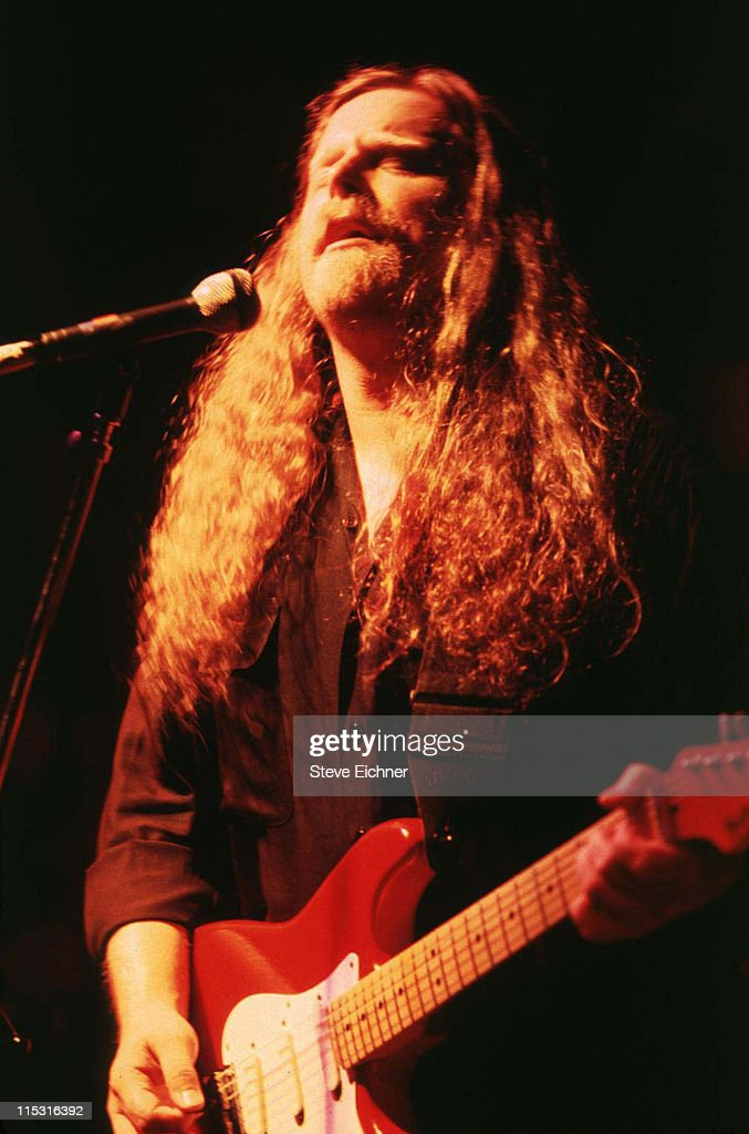 Warren Haynes in Concert at Wetlands - 1991