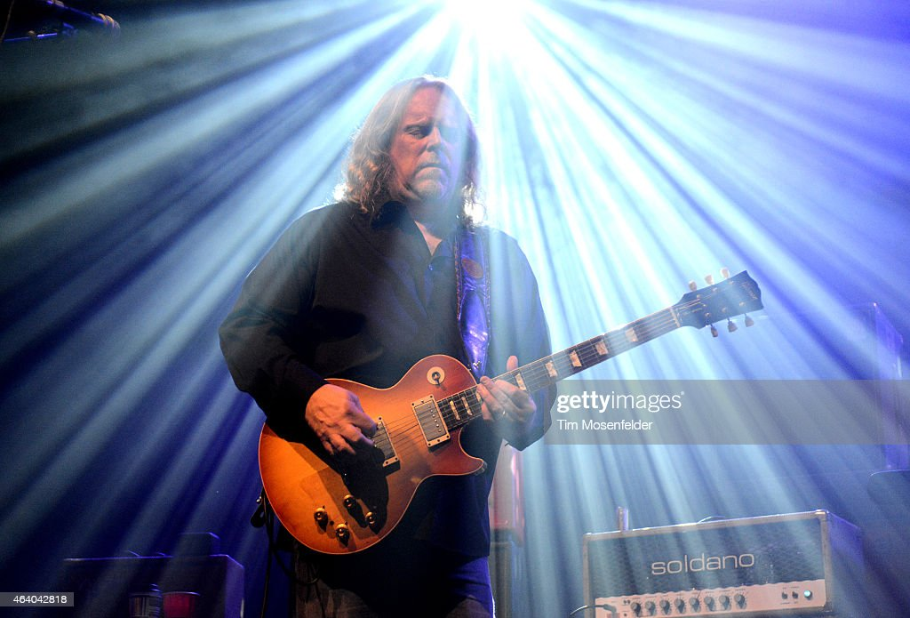Gov't Mule Performs At The Fox Theater