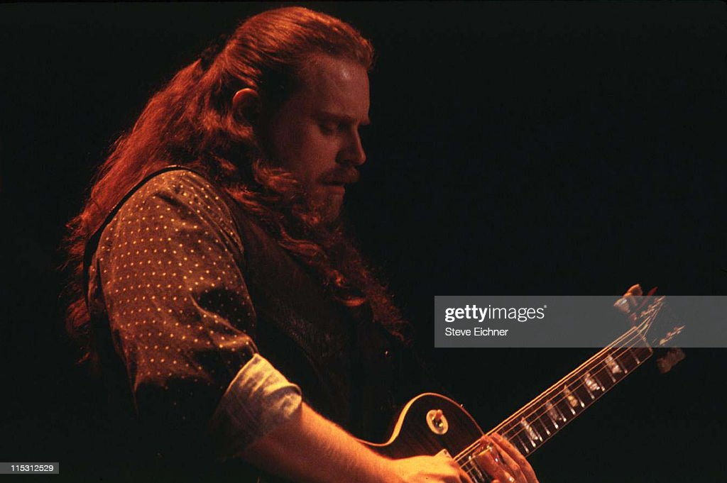 Allman Brothers at MSG - 1990
