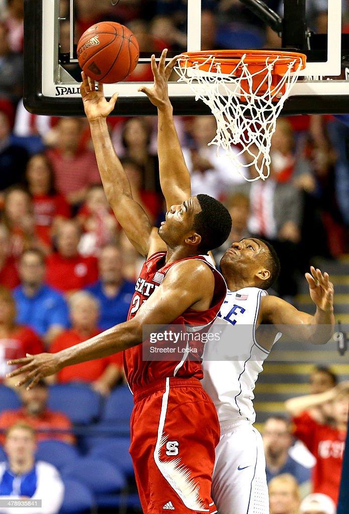 ACC Basketball Tournament - Semifinals