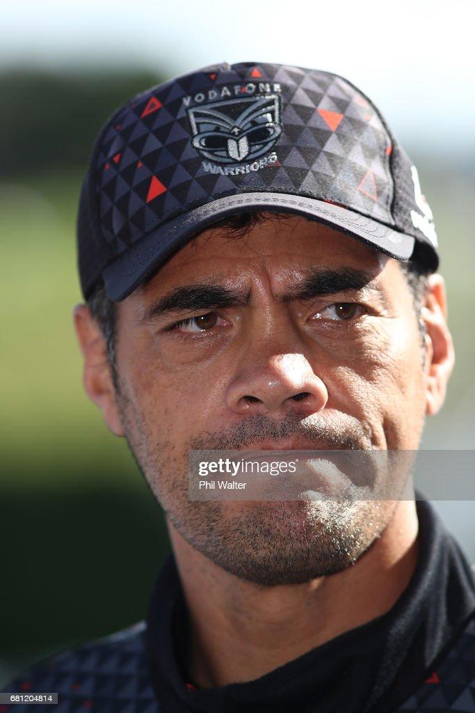 New Zealand Warriors Media Session