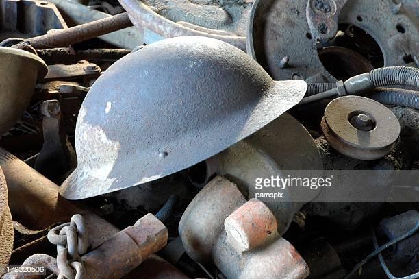 Wartime Helmet