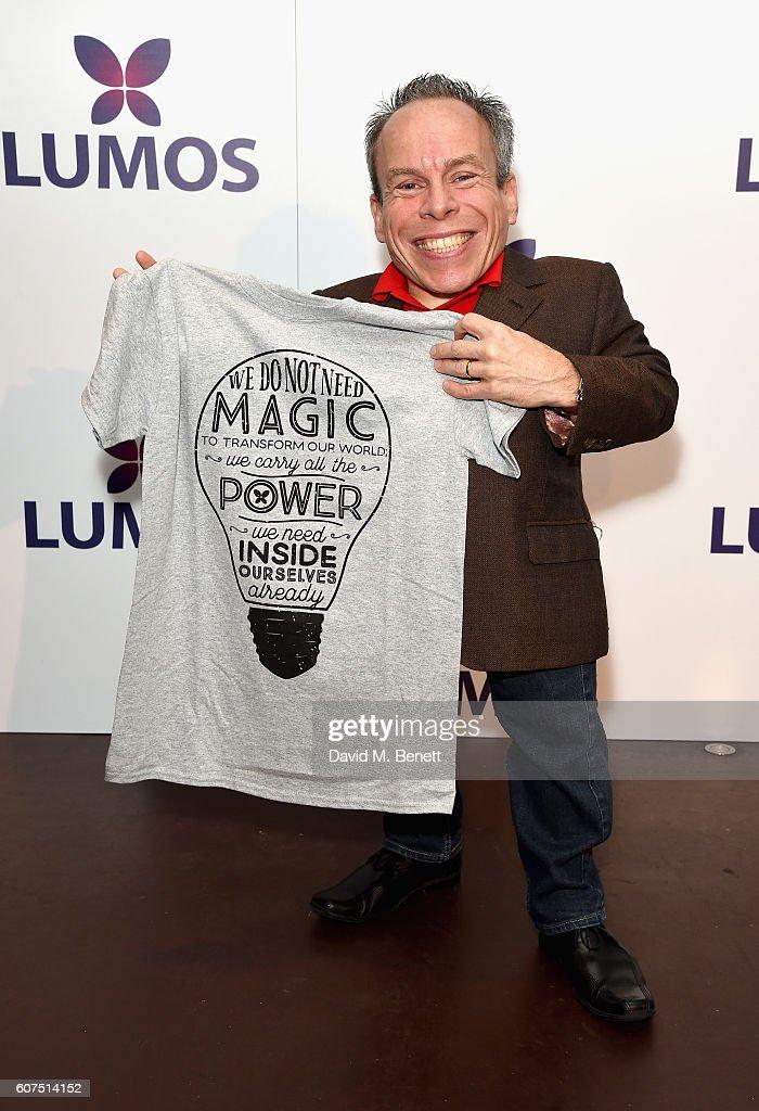 Lumos T-Shirt Fundraising Campaign