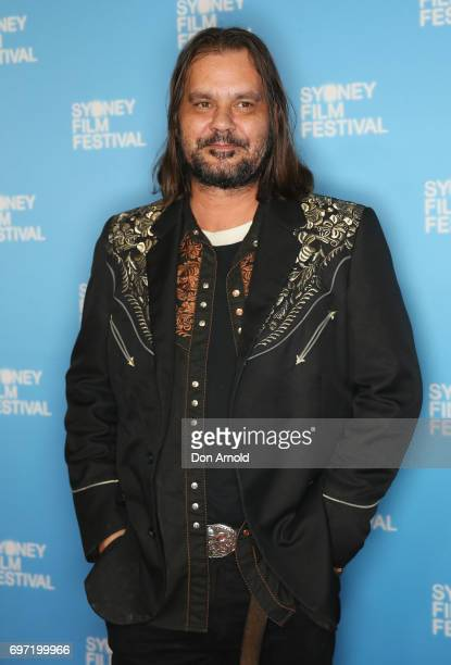 Warwick Thornton arrives ahead of the Sydney Film Festival Closing Night Gala and Australian premiere of Okja at State Theatre on June 18 2017 in...