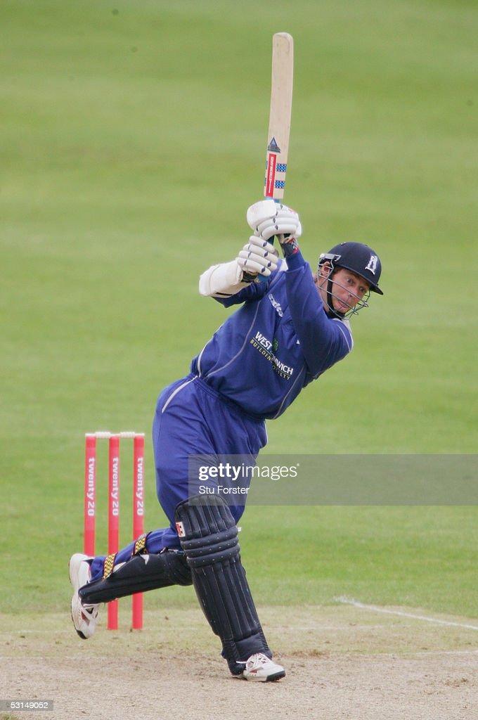 Twenty20 Cup - Glamorgan v Warwickshire