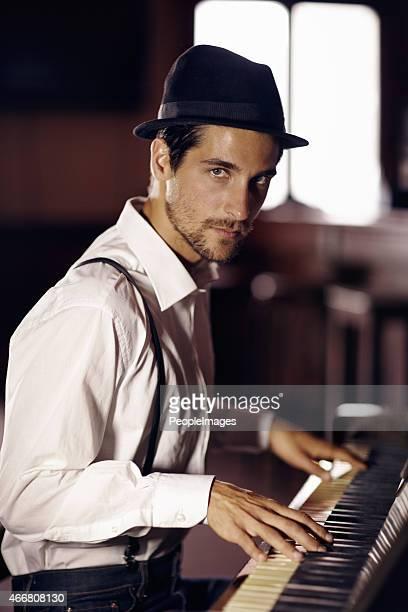 Je suis née à un pianiste