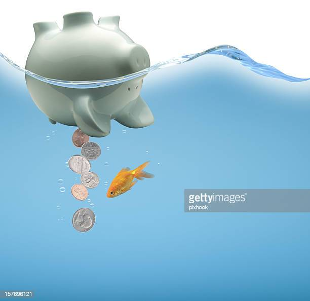 Washed Up Finances