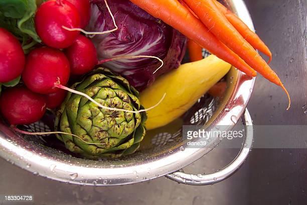 野菜の加工