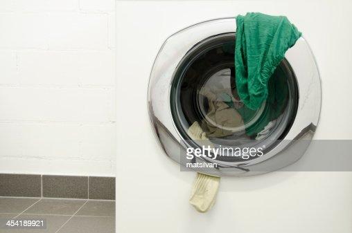 Washing machine : Stock Photo