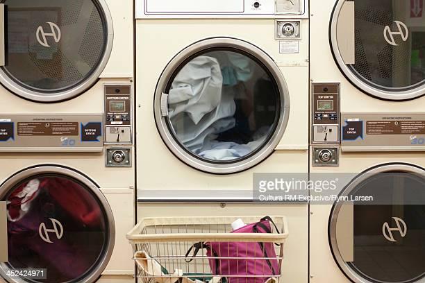 Washing machines and basket