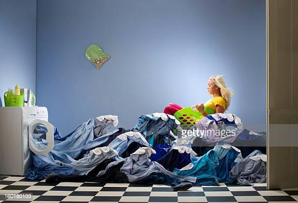 洗浄過負荷