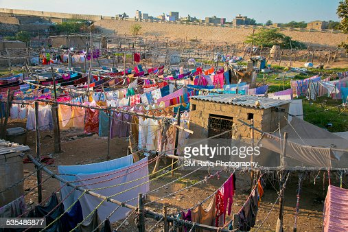 Washing palace (dhobi ghatt)