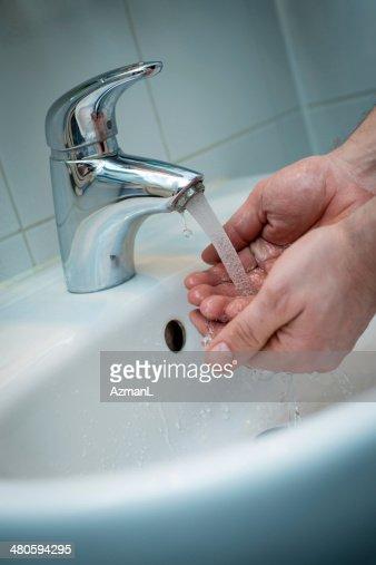 Washing : Stock Photo