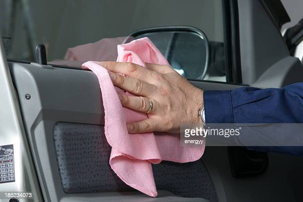車を洗うのインテリア
