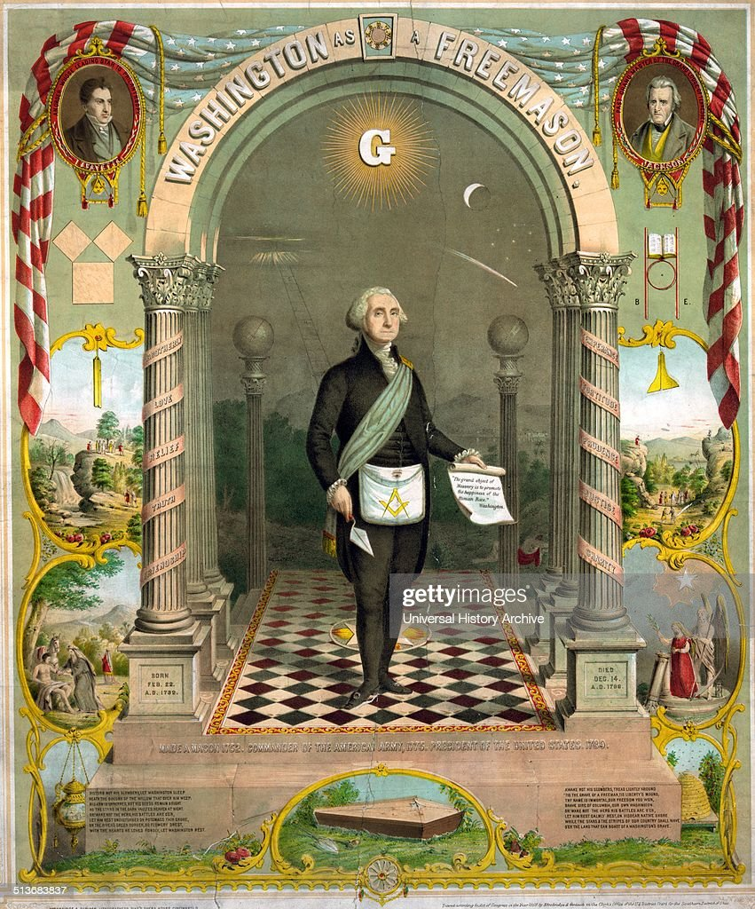Das nächste Ritual? - Seite 15 Washington-as-a-freemason-george-washington-in-masonic-attire-holding-picture-id513683837