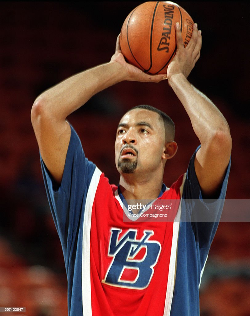 Washington Bullets Juwan Howard