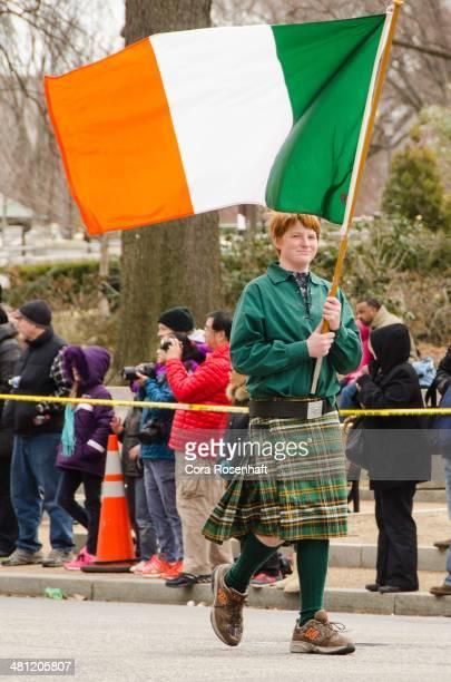 Washington D C St Patrick's Day parade