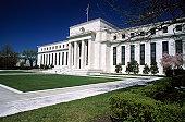 USA, Washington DC, Federal Reserve Building exterior