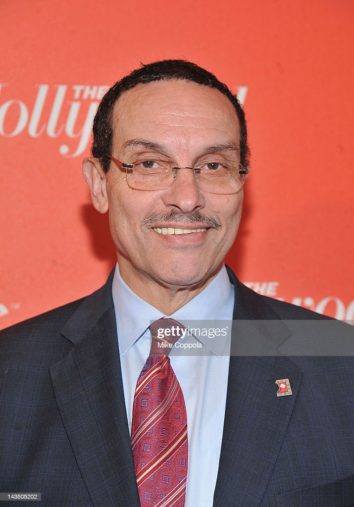 Washington D.C. Mayor Vincent Gray attends Google & Hollywood Reporter Host an Evening Celebrating The White House Correspondents' Weekend on April 27, 2012 in Washington, DC.